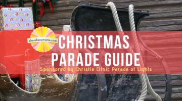 Champaign-Urbana Area Christmas Parade Guide