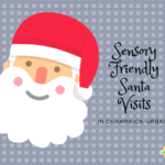 Sensory Friendly Santa Visits