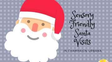 Sensory Friendly Santa Visits