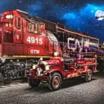 Legendary Santa Train Comes to a Stop in 2018