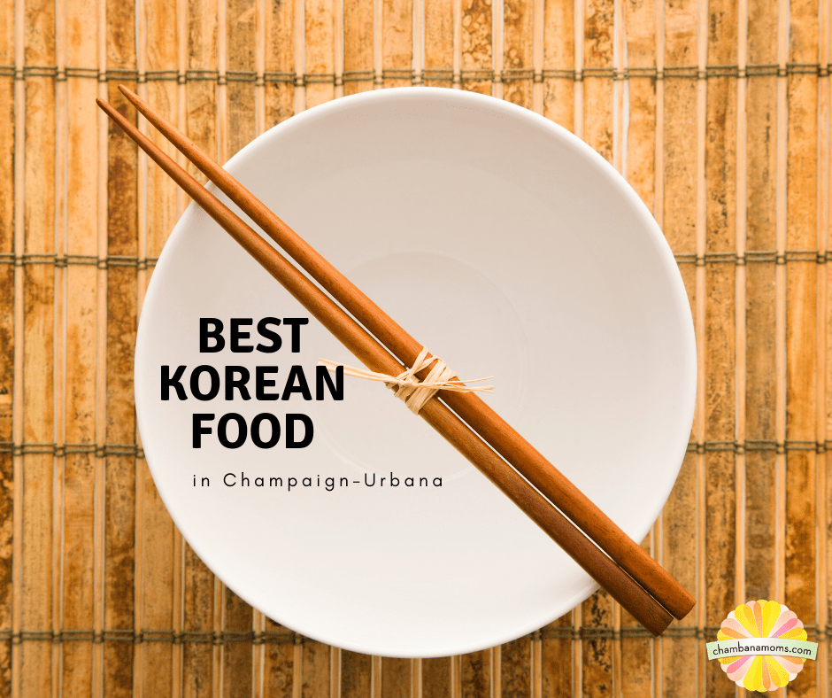 Best Korean Food Best Korean Restaurants Champaign Urbana-