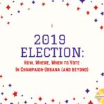 2019 Champaign-urbana election