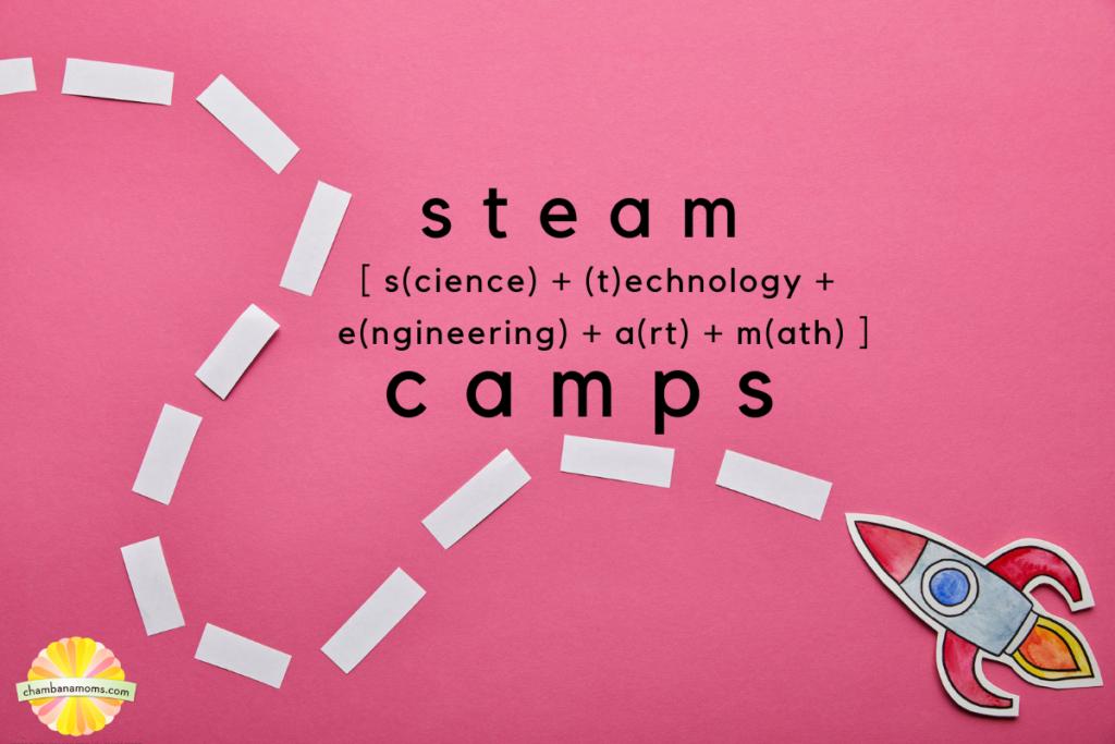 STEAM Camps champaign-urbana