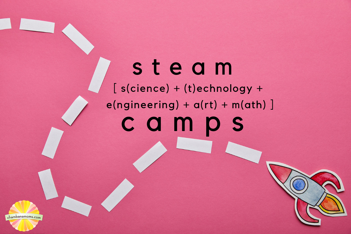 STEAM Camps champaign-urbana