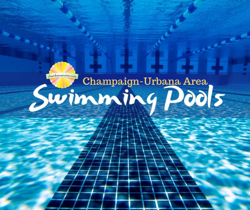 Champaign-Urbana Area Swimming Pools