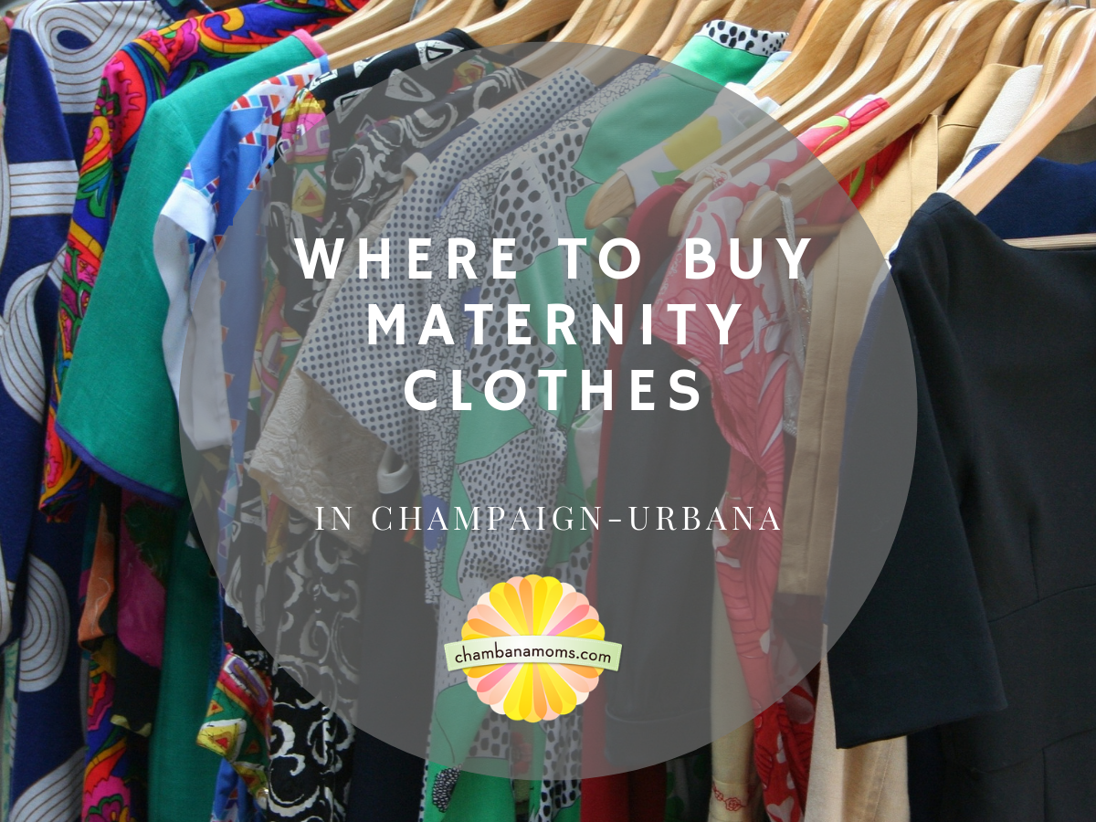 598a3341093b6 But don't stress– there's still plenty of maternity shopping options in the  Champaign-Urbana area for moms-to-be.