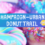 Champaign-urbana area donut trail