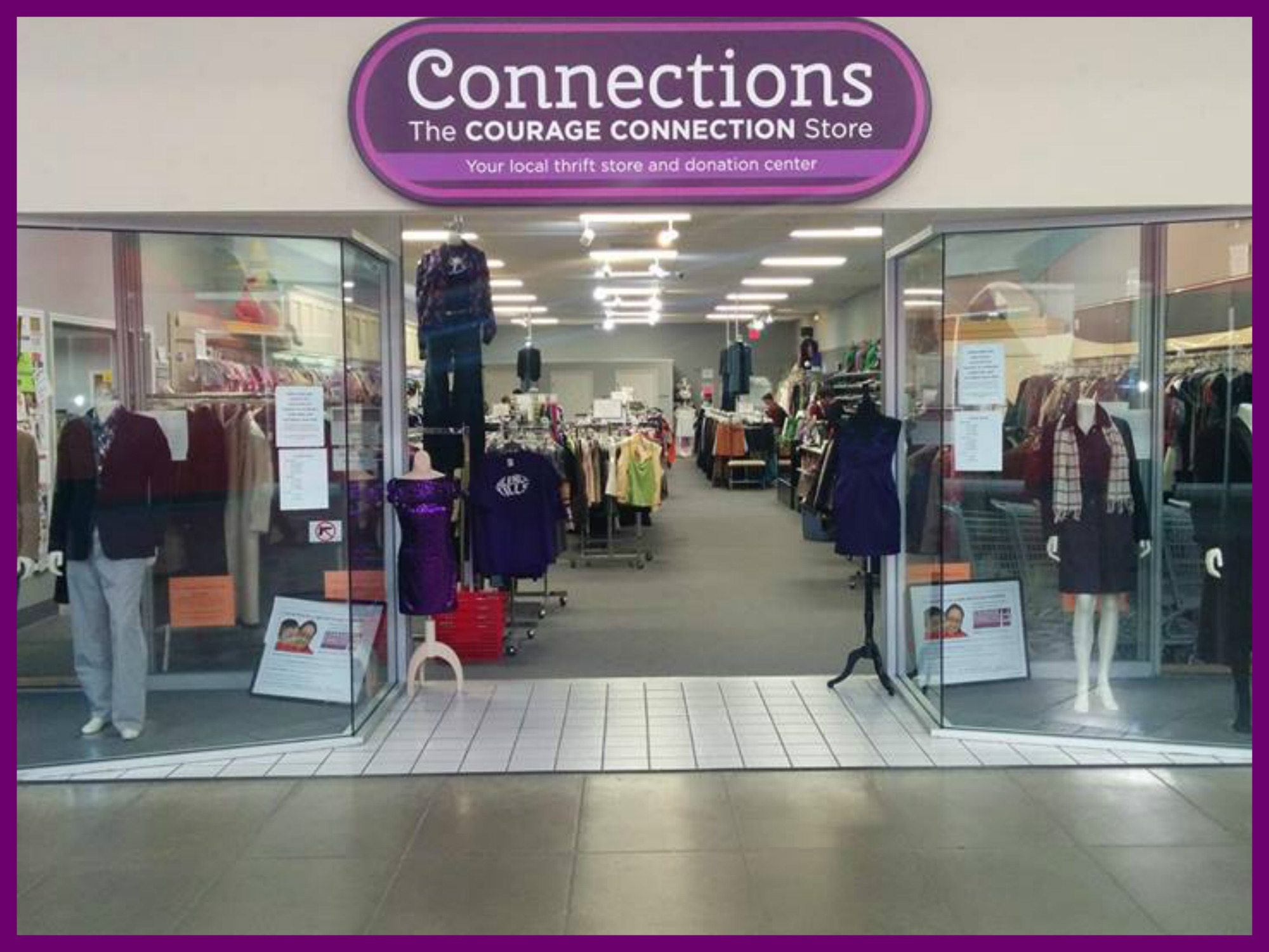 Connections Resale Store