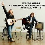 Indigo Girls Champaign