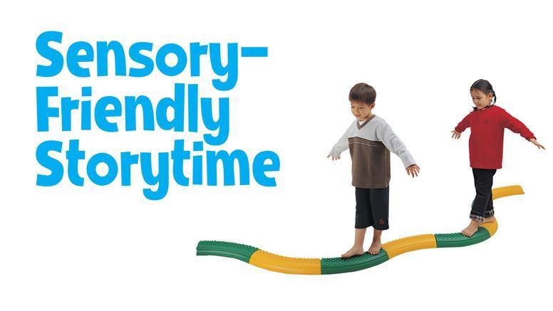 sensory-friendly storytime