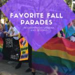 favorite fall parades champaign urbana