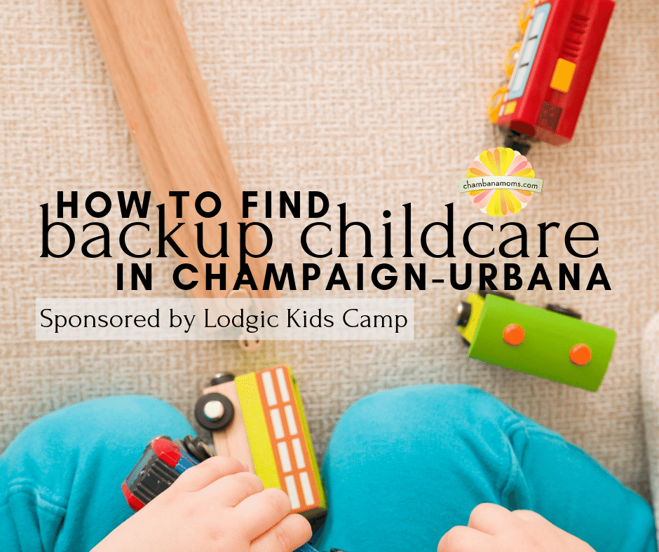 how to find backup childcare in champaign urbana