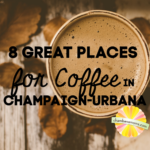 best places for coffee in champaign urbana