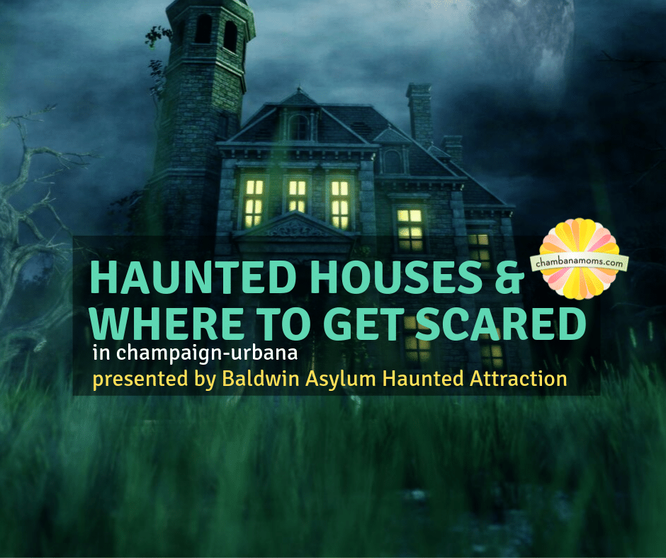 Haunted houses and where to get scared in Champaign Urbana