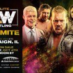 all elite wrestling dynamite champaign Dec. 4