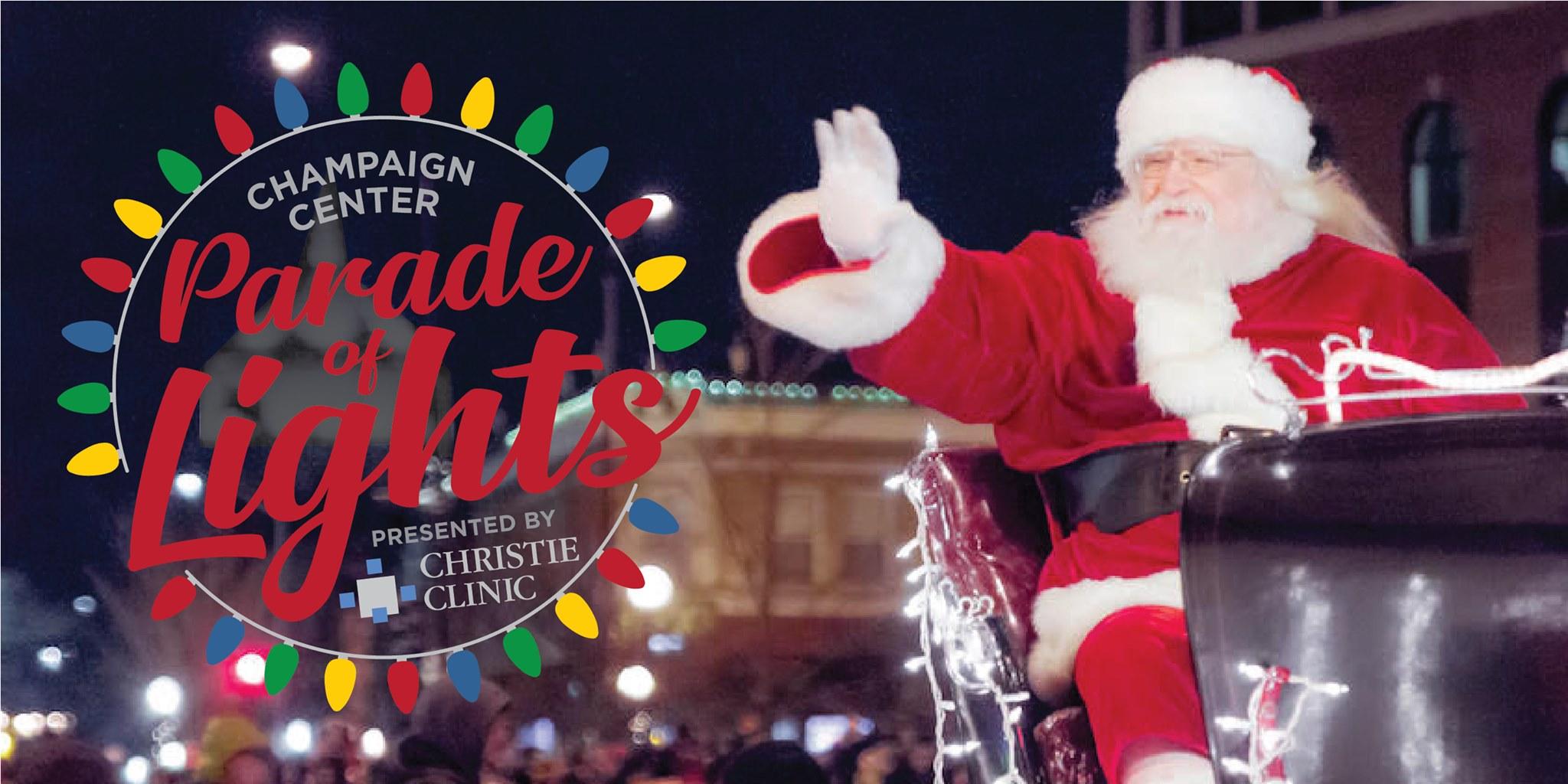 Milford Illinois Christmas Parade 2020 Champaign Urbana Area Christmas Parade Guide