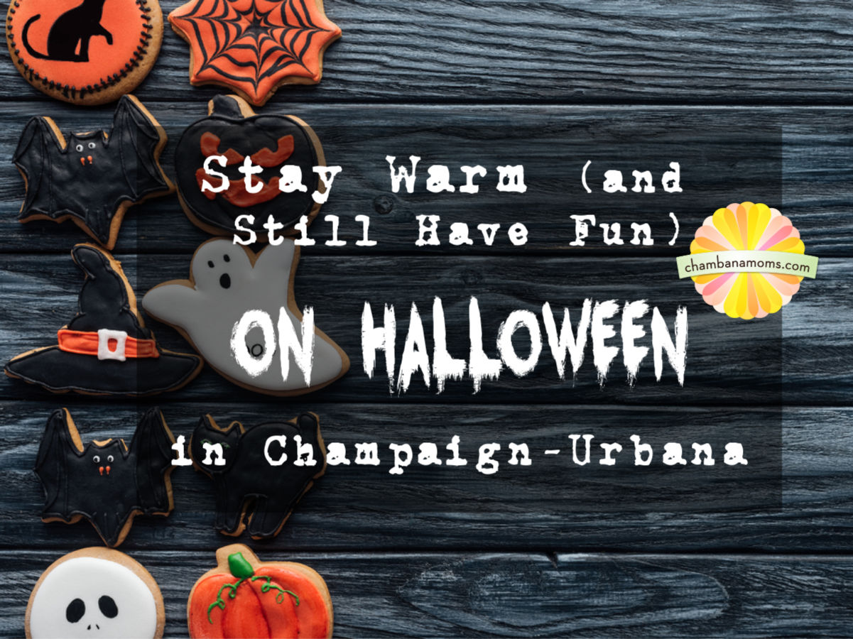 Indoor Halloween Celebrations for Families in Champaign-Urbana