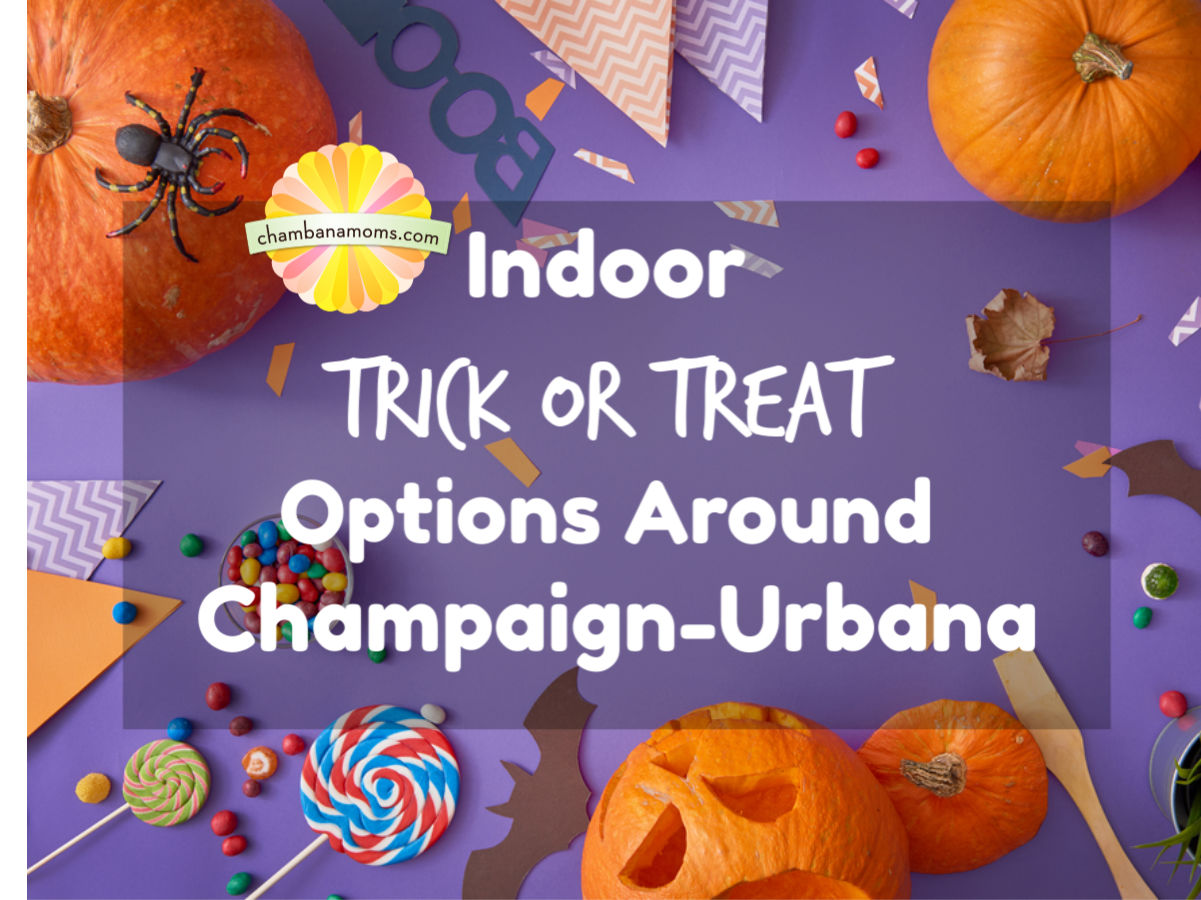 Where to trick or treat indoors in Champaign-Urbana on Halloween