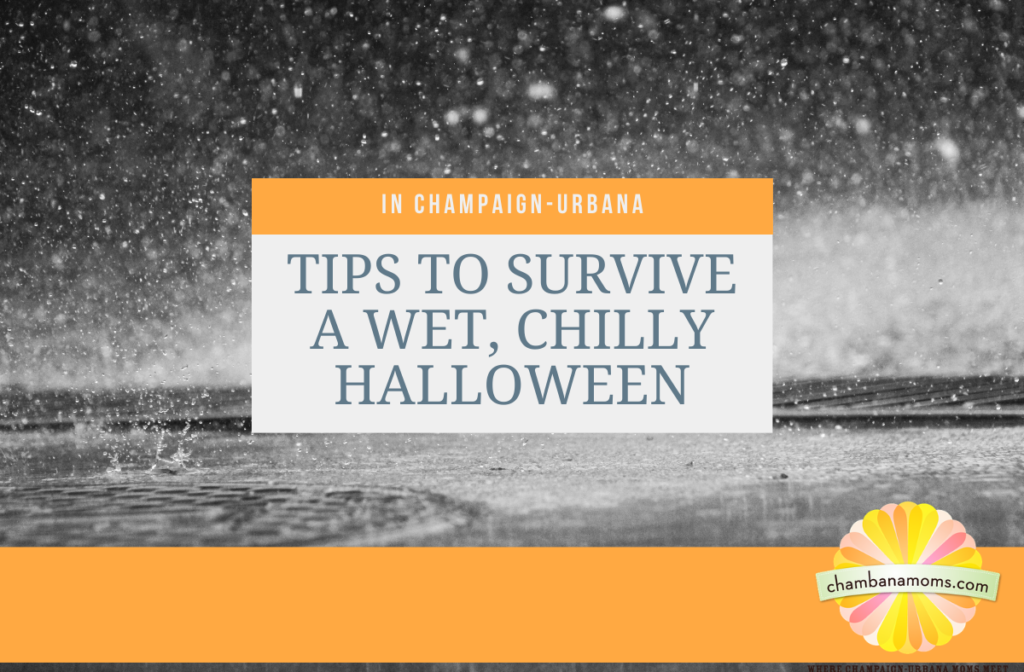 Rain Or Shine Halloween Can Be A Frightfully Good Time