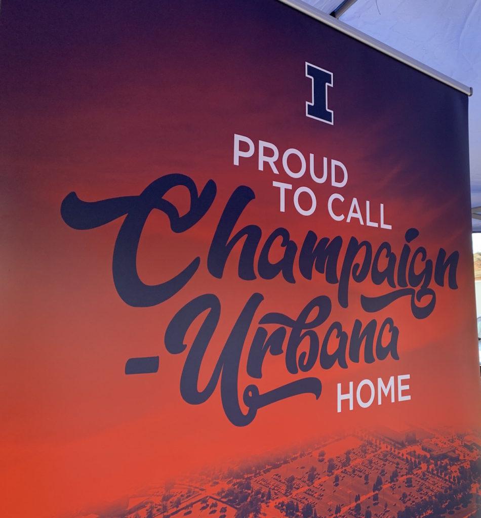 Champaign Urbana Homecoming