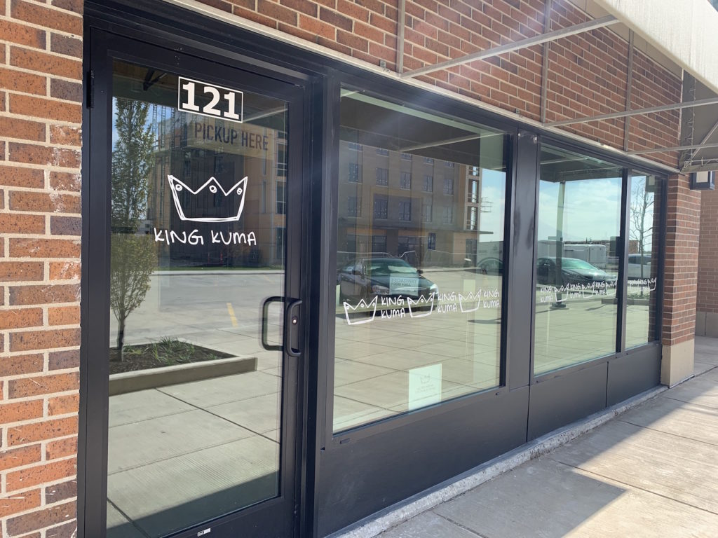 king kuma opens in Champaign