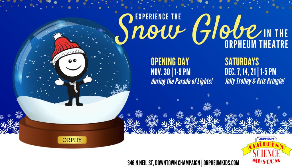 Weekend Planner Ad Snow Globe 2019 1024x585 px 1