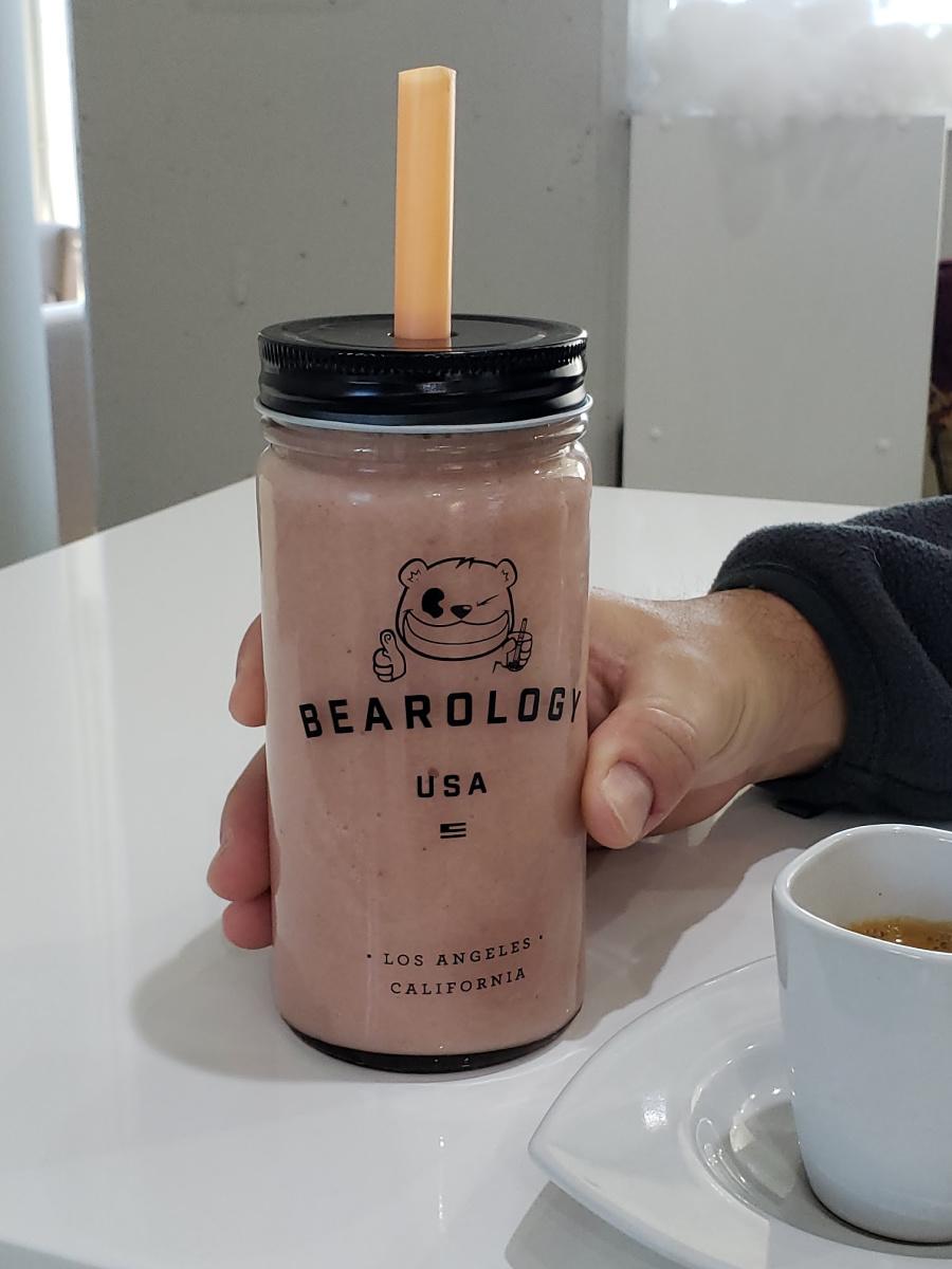 Mom Review of Bearology Bubble Tea on Chambanamoms.com
