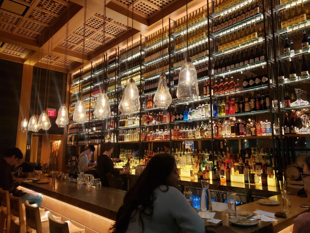 Naya Restaurant Review Champaign on Chambanamoms.com