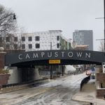 Campustown entrance Champaign