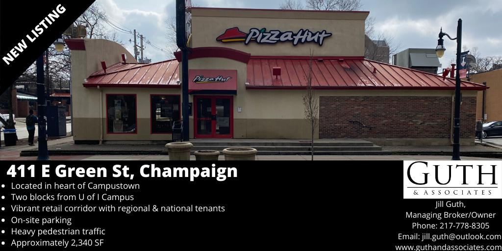 Pizza hut closing champaign