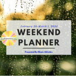 Weekend Planner Champaign-Urbana February 28- March 1, 2020