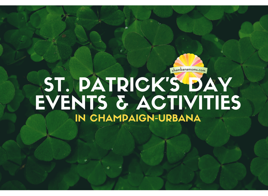 Celebrate St. Patrick's Day in Champaign-Urbana