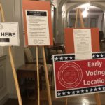 Early Voting at the Illini Union