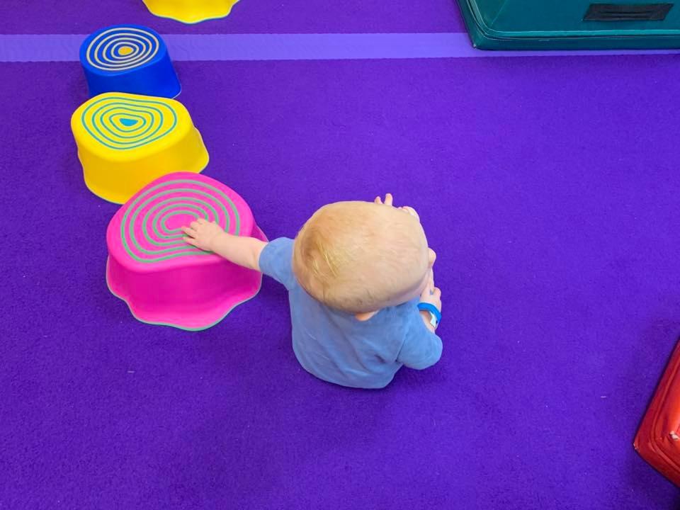 preschool gym at CGA