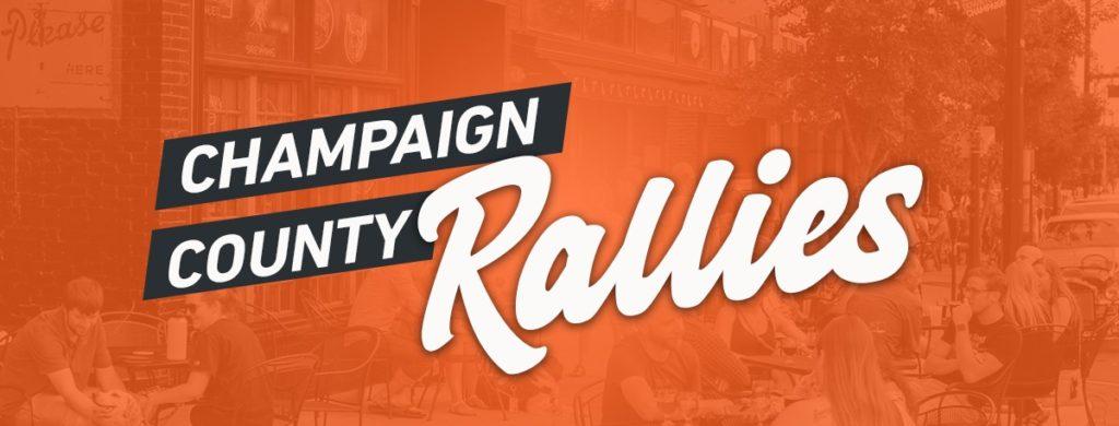 champaign county rallies
