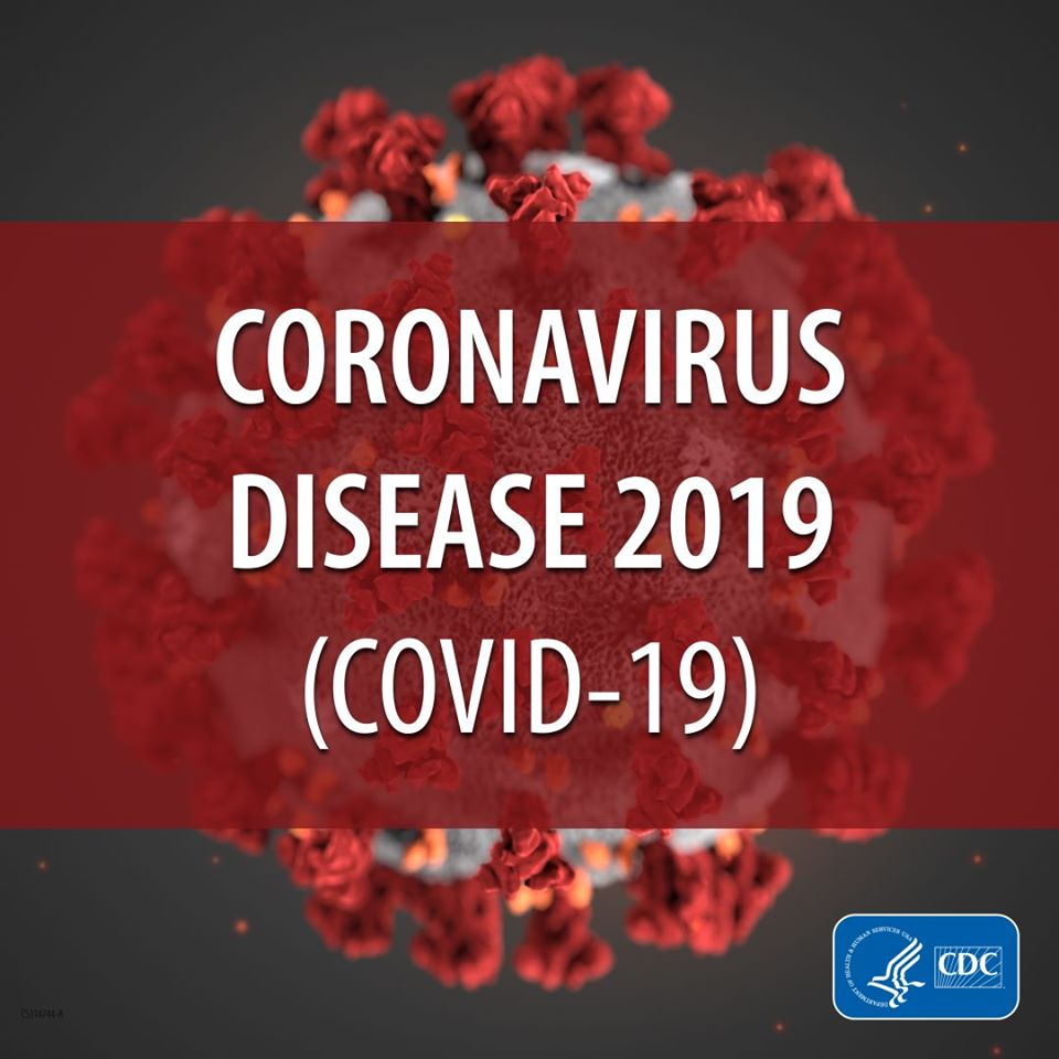 Coronavirus Covid-19 (photo via CDC)