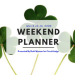 Champaign-Urbana Weekend Planner March 13-15, 2020