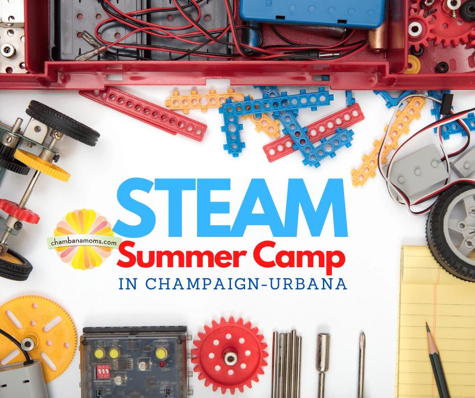 STEAM Summer Camp Champaign-Urbana