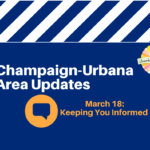 champaign urbana updates march 18