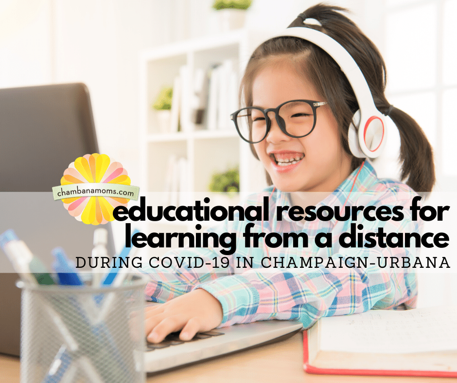 educational resources for learning from a distance chambanamoms