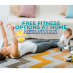 Free fitness options at home during COVID-19