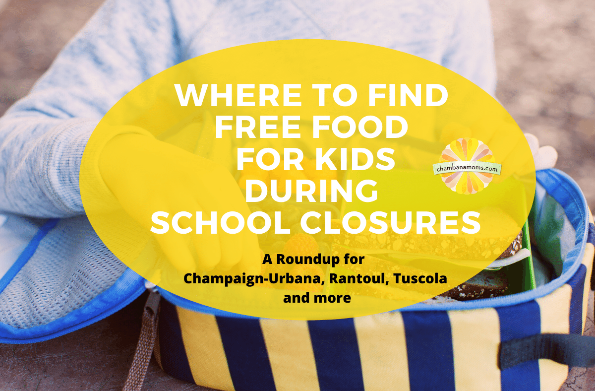 where to find free food for kids during school closures
