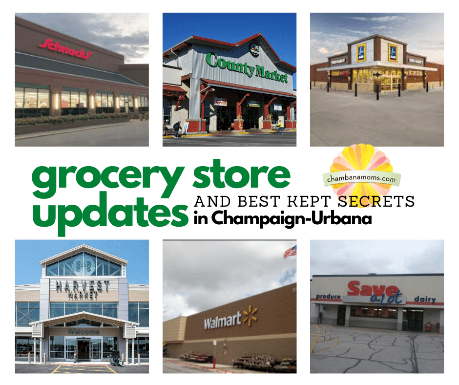 grocery stores champaign Urbana