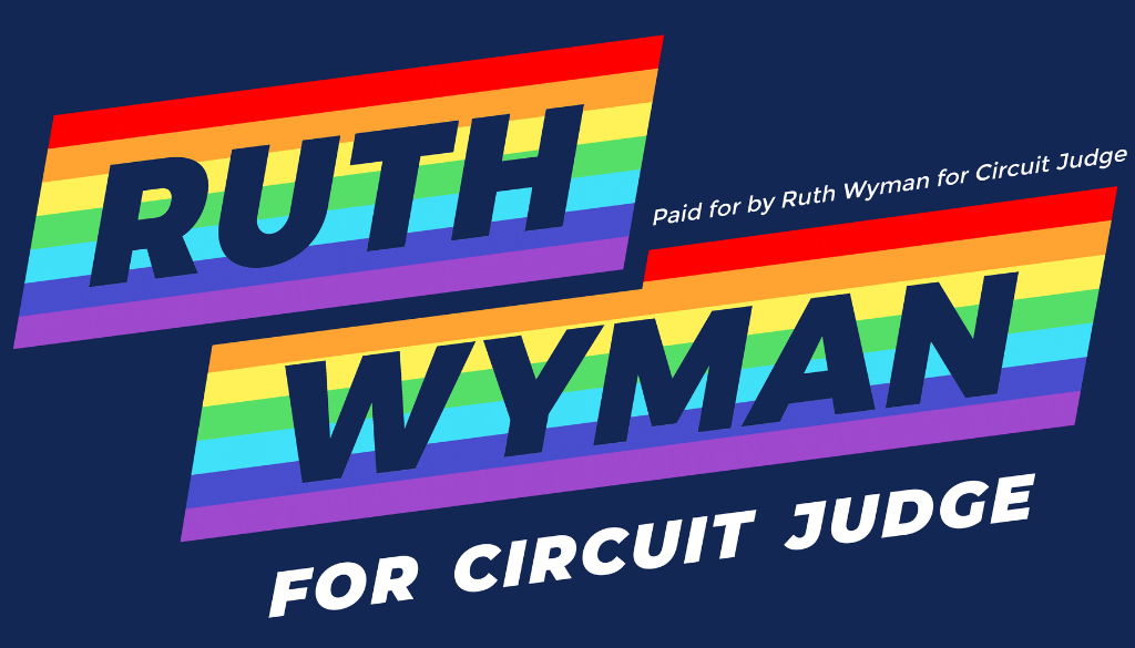 ruth wyman for circuit judge