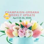 Champaign-Urbana Weekly Update