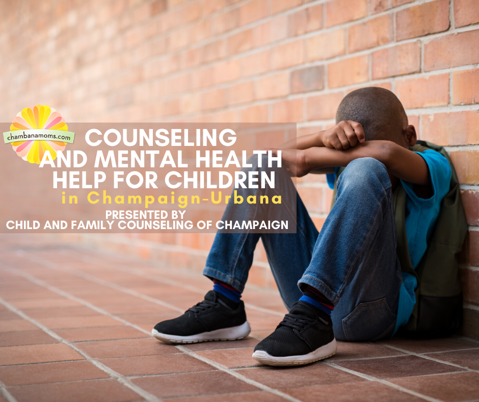 Counseling and mental health help for kids in Champaign-Urbana