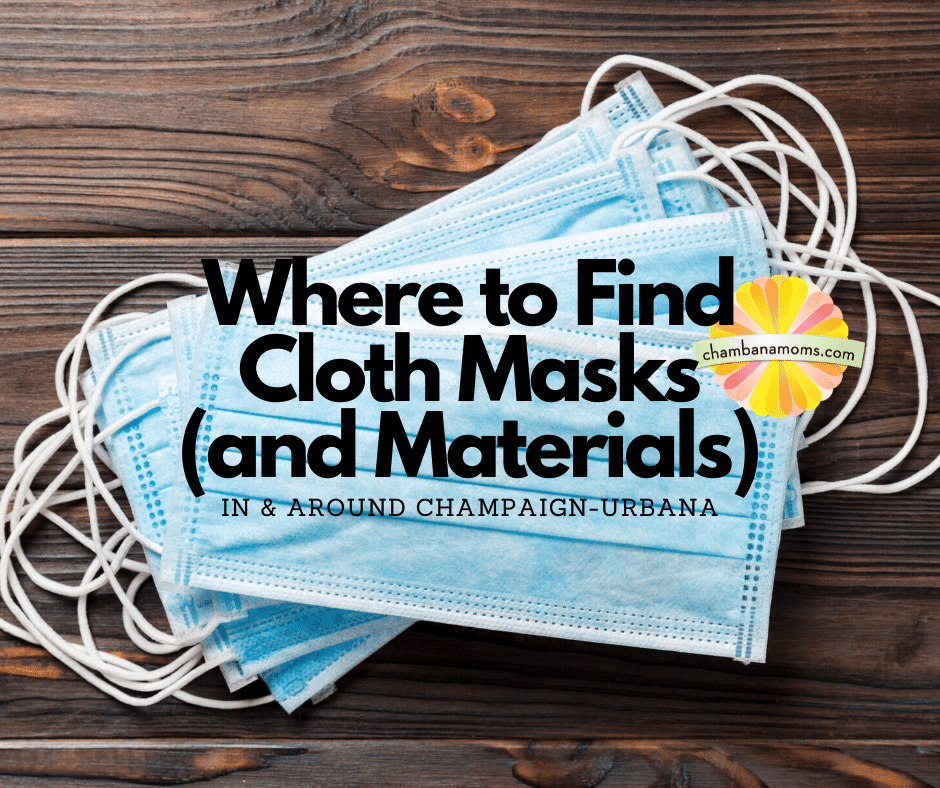 Where to Find Cloth Masks