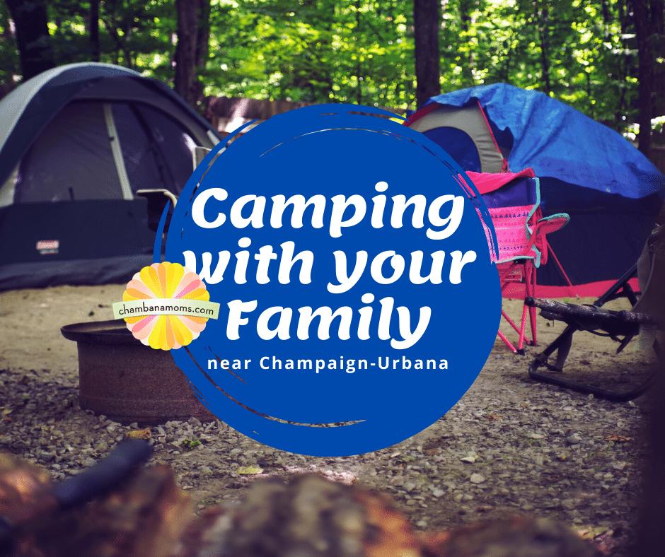 Camping near Champaign-Urbana
