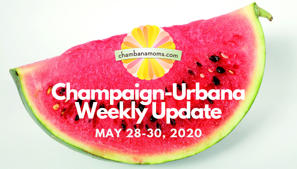 Champaign-Urbana Weekly Update End of May