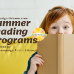 Champaign Urbana summer reading programs CPL
